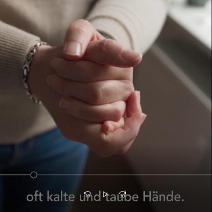 Tipps bei kalten Händen