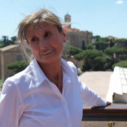 Patientenbericht von Sklerodermie Patientin Grazia