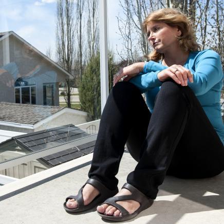 Patientenbericht von Sklerodermie Patientin Lorraine