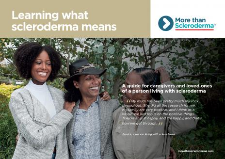 Learning what scleroderma means