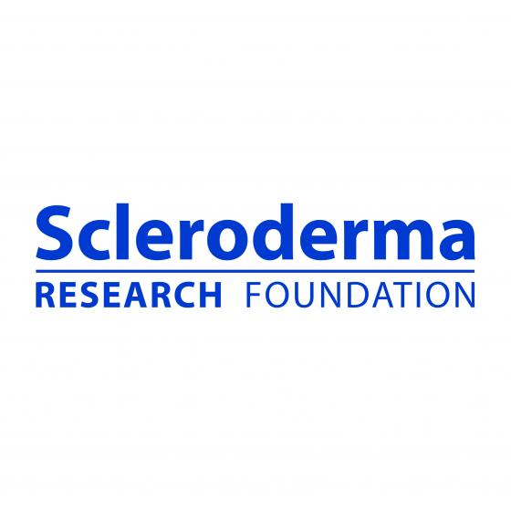 scleroderma research foundation logo